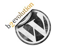 Adiós b2evolution – Hola WordPress